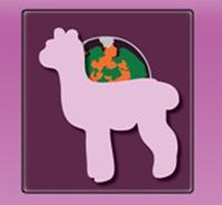 Secret World Alpacas - Logo