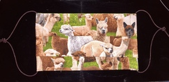 Photo of Face Masks - Alpaca Print