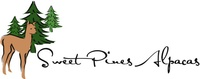 Sweet Pines Alpacas - Logo
