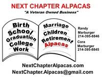 Next Chapter Alpacas - Logo