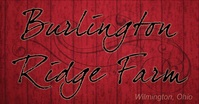 Burlington Ridge Farm - Logo