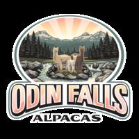 Odin Falls Alpacas - Logo