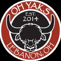 OH Yaks - Logo