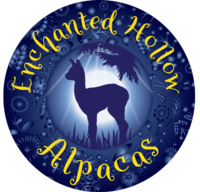 Enchanted Hollow Alpacas - Logo