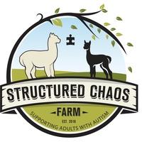Structured Chaos Farm - Logo