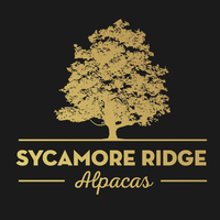 Sycamore Ridge Alpacas - Logo