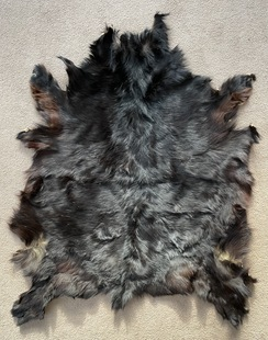 Photo of Goat Pelt - Black
