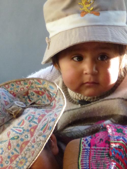 Quechua Child