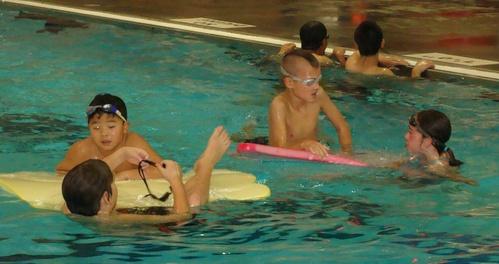 kids afloat