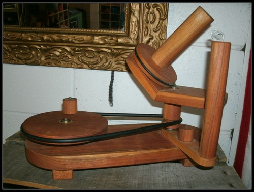 Openherd Wooden Ball Winder And Other Products By Alexander Farm
