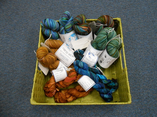 Pagewood Yarn and Silk Yarn