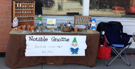 Notable Gnome (pic of diff location)
