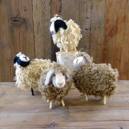 Shaggy Sheep $20