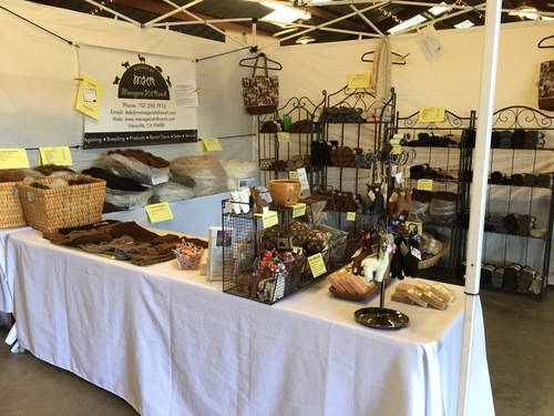 Farm Booth