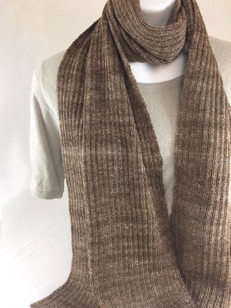 Castro Scarve - Tweed