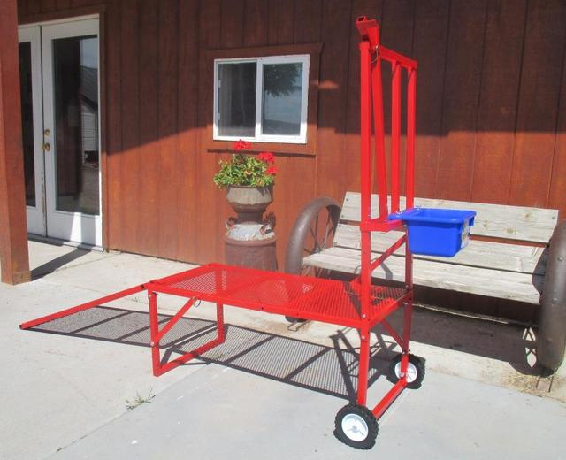 Goatzz Metal Folding Goat Milking Stands And Other
