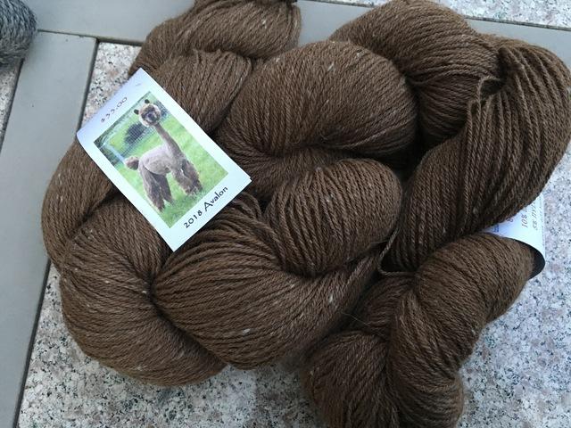 Sock Yarn .... Avalon