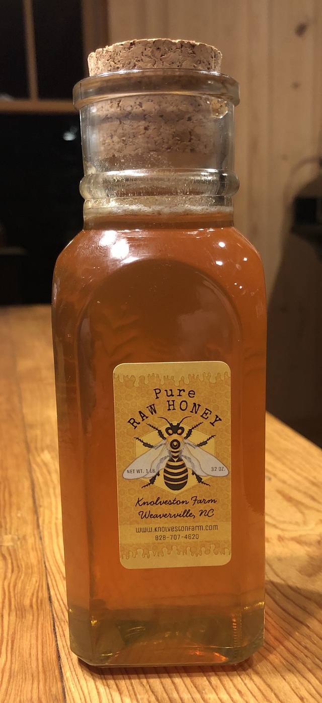 Pure, Organic Sourwood and Wild Flower Honey from the Ivy River region of NC!