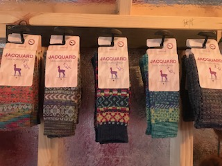 Socks, Jacquard Collection