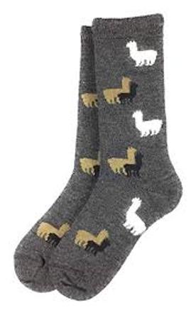 Kid's Alpaca Herd Socks