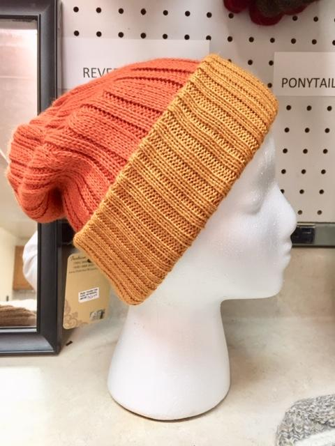 Reversible Beanies in many colors!