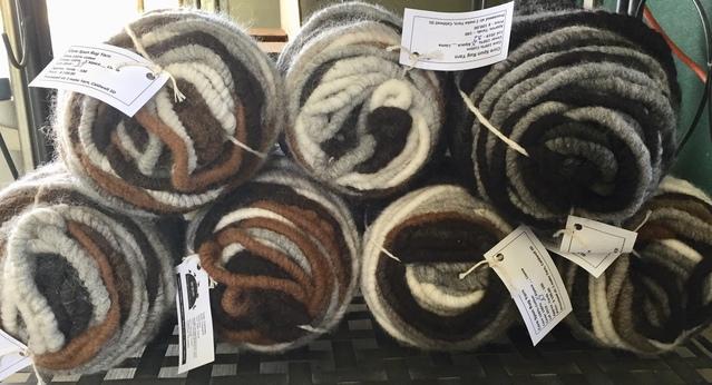 Farm Blend Alpaca Rug Yarn