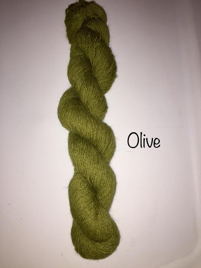Olive Green-Princess Georgia