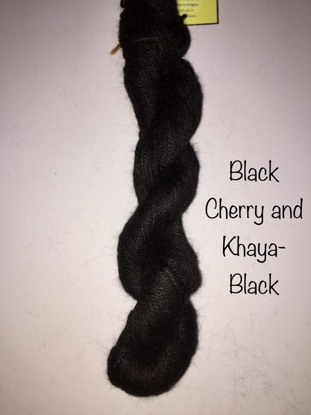 Natural Black-Cherry
