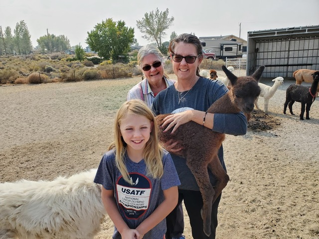 Carroll Westie,  Mom and Daughter