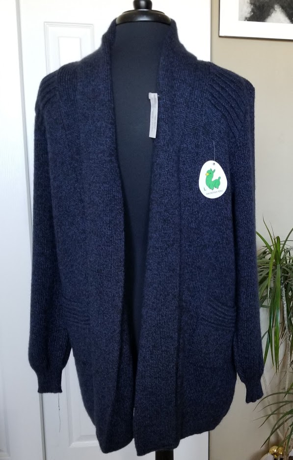 California Sweater - Navy Size L