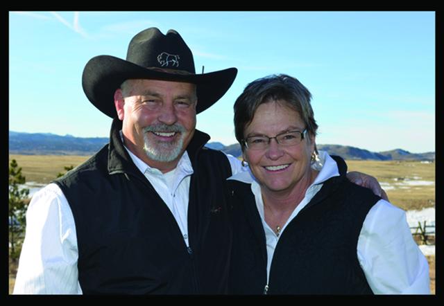 Marc & Sharon Milligan