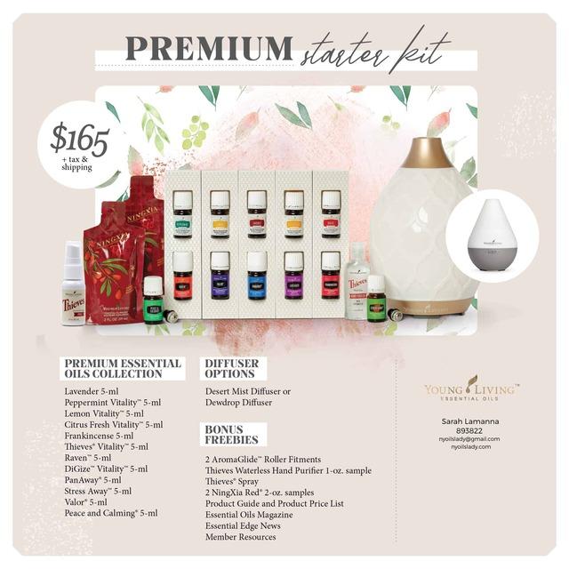 Premium Starter Kit (#5463)
