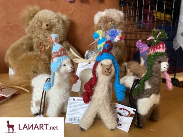 Get your Cria (baby alpacas) here.
