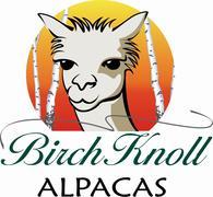 Birch Knoll Alpacas - Logo