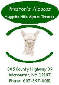 Preston's Alpacas LLC - Logo