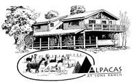 Alpacas at Lone Ranch - Logo