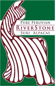Riverstone Peruvian Suri Alpacas - Logo