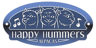 Happy Hummers Alpacas - Logo