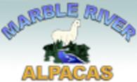 Marble River Alpacas - Logo