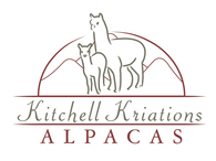 Kitchell Kriations Alpacas - Logo
