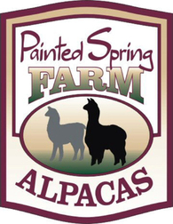 Painted Spring Farm Alpacas - Logo