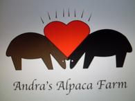 Andra's Alpaca Farm - Logo