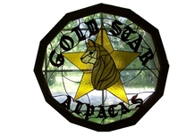 Gold Star Alpacas - Logo