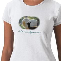 Photo of Alpaca Kisses T-Shirt