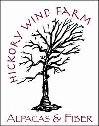 Hickory Wind Farm-Alpacas & Fiber - Logo