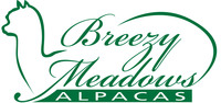 Breezy Meadows Alpacas - Logo