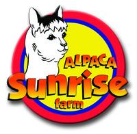 Alpaca Sunrise Farm - Logo
