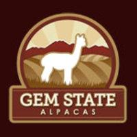 Gem State Alpacas - Logo