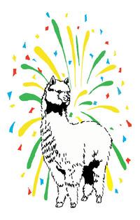 Abra-Cadabra Alpacas - Logo