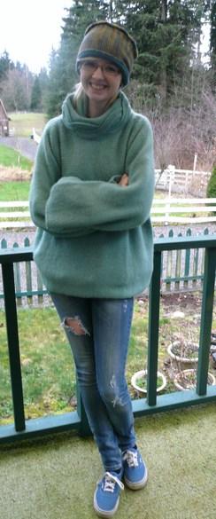 Photo of Baby Alpaca Sweater